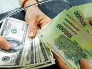 12月26日越盾兑美元汇率小幅波动