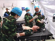 2018年越南军医部门取得显著成果