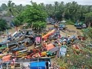 印尼东部发生6.1级地震