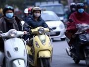 强冷空气今日横扫越南北部和中部  多地气温创10年来新低