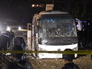 载有越南游客的埃及旅游巴士遭爆炸袭击:立即开展公民保护工作
