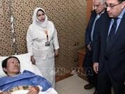 载有越南游客的埃及旅游巴士遭爆炸袭击:埃及总理看望慰问越南伤者