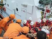 越南成功搜救四名海上遇险的菲律宾船员