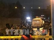 越南游客在埃及金字塔附近遇袭事件:尽快办理手续将所有越南游客送回国