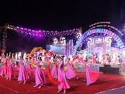 喜迎2019新年的东区文化旅游节热闹开场