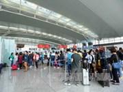 2019年越南航空港总公司有望接待旅客逾1.12万人次