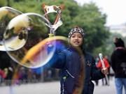 元旦节期间河内市接待游客人数猛增
