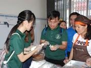 多项国际青年交流活动在平福省举行