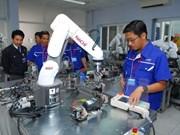 越南劳动生产率快速上升