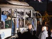埃及爆炸袭击事件:越南驻埃及大使馆继续采取措施保护公民