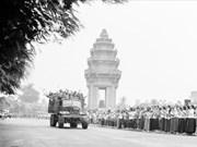 坚江省加大与柬埔寨边境省市的对外工作合作力度