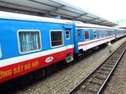 河内到南宁国际列车运行十载  运送旅客量超40万人次