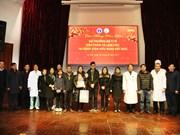 越南卫生部长阮氏金进:捐献器官救人是慈善事业的最高行为