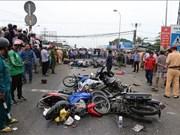 政府常务副总理张和平就隆安省发生重大交通事故作出指示