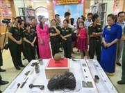 柬埔寨推翻种族灭绝制度40年:近300张宝贵的图片及实物得到展示