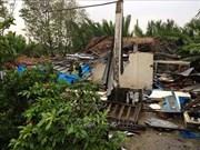 1号台风造成一人死亡、1人失踪和6人受伤