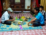 巴姑族同胞的欢庆米饭节——阿扎节