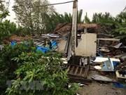 密切关注一号台风演变 金瓯和朔庄等省受台风严重影响