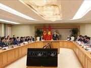政府副总理王廷惠:集中建设新农村示范模式
