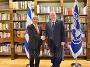 以色列重视发展对越关系