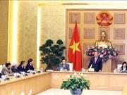 越南政府总理阮春福与越南社区保健教育协会领导会面