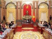 国内外赞助商为越南儿童保护工作作出积极贡献