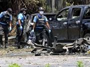 泰国南部发生爆炸案 两警员受伤