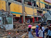 菲律宾南部发生5.4级地震