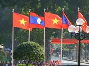 加强越老两军合作,增进两国特殊团结