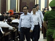 原越南投资与发展银行股份制商业银行副行长等涉案人员被起诉