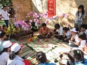 越南促进手工艺业发展与旅游业发展相结合