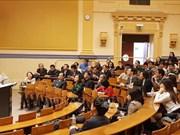 法国:AVSE Global为越南可持续发展凝聚知识力量