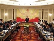 越南政府副总理王廷惠:创造透明的信贷货币市场