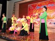 旅居中国澳门越南人喜迎新春