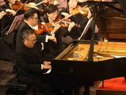 喜迎2019年新春的越韩音乐晚会在河内举行