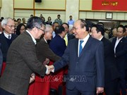 越南政府总理阮春福:提高越南信息通信技术指数排名是信息与传媒部的责任