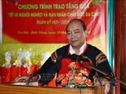 政府总理阮春福在得农省开展春节走访慰问活动