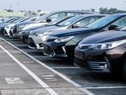 2018年越南汽车进口额约达18亿美元