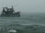 越南建议各国配合搜寻10名失踪船员