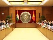 越南始终重视与匈牙利加强多方面的合作