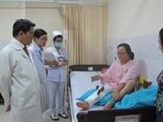 越南游客在埃及遭袭击事件:最后三名伤者将在春节前出院