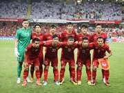 2019年亚洲杯:国际足联盛赞越南足球