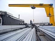 越南和发集团钢材出口量增幅高达50%以上