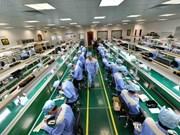 2018年越南工业区和经济区引进外资达83亿美元