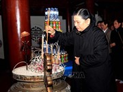 庆祝越老战斗联盟70周年的文艺演出活动在乂安省举行
