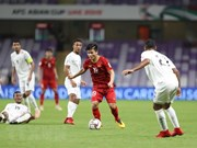 2019年阿联酋亚洲杯:越南球队是东南亚球队学习的榜样