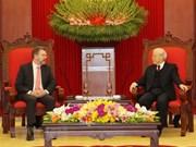 澳大利亚参议院高级代表团圆满结束对越南进行的正式访问