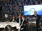 阮春福总理2019年世界经济论坛年会期间开展系列活动