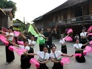 步村——保护和传承泰族文化之地