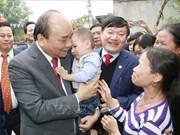 政府总理阮春福:兴安省需推进各工业区和都市区强劲发展